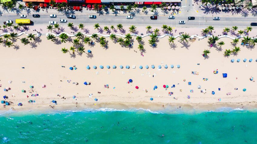 East Fort Lauderdale, Fort Lauderdale, United States.