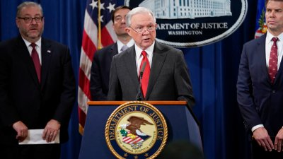Here's Jeff Sessions' Net Worth After His Forced Resignation From Trump's White House