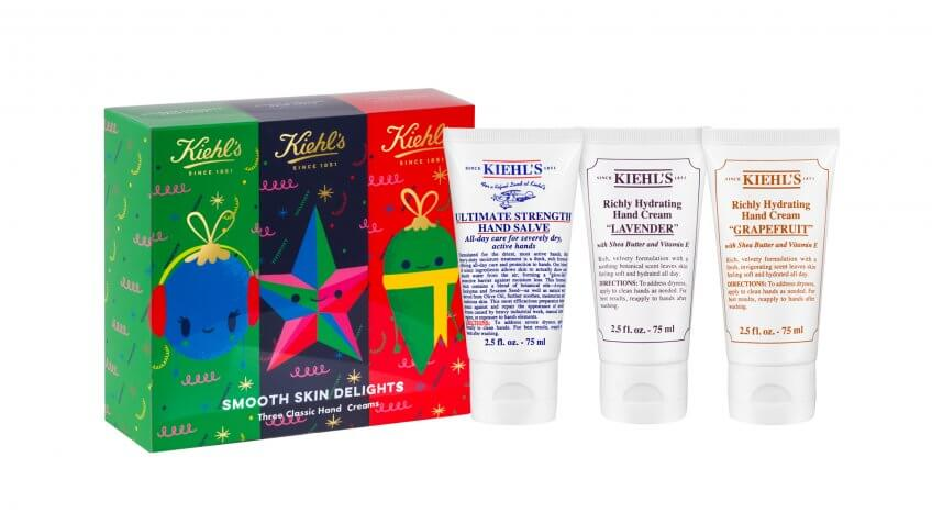 Kiehls Limited Edition Smooth Skin Delights