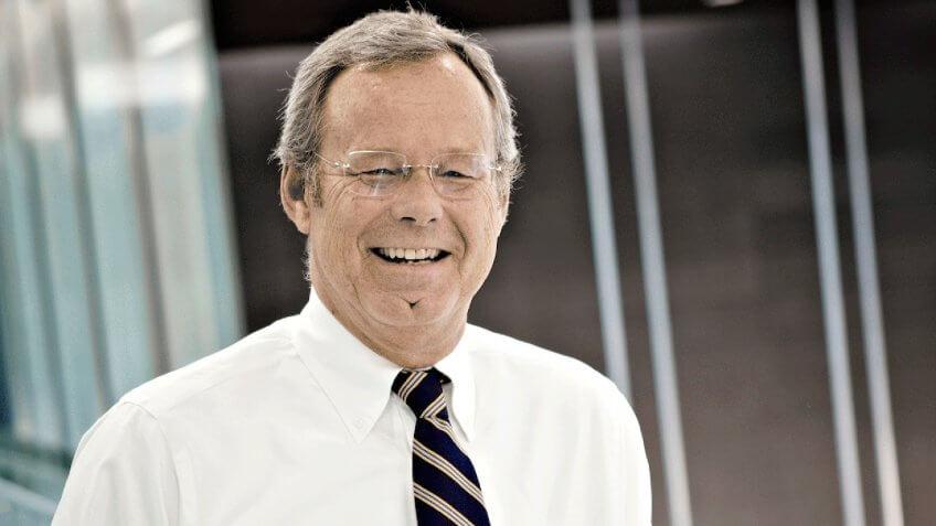 Mike LawrieChairman, President & Chief Executive Officer, DXC Technology.