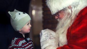 Why I Don't Let Santa Spoil My Kids