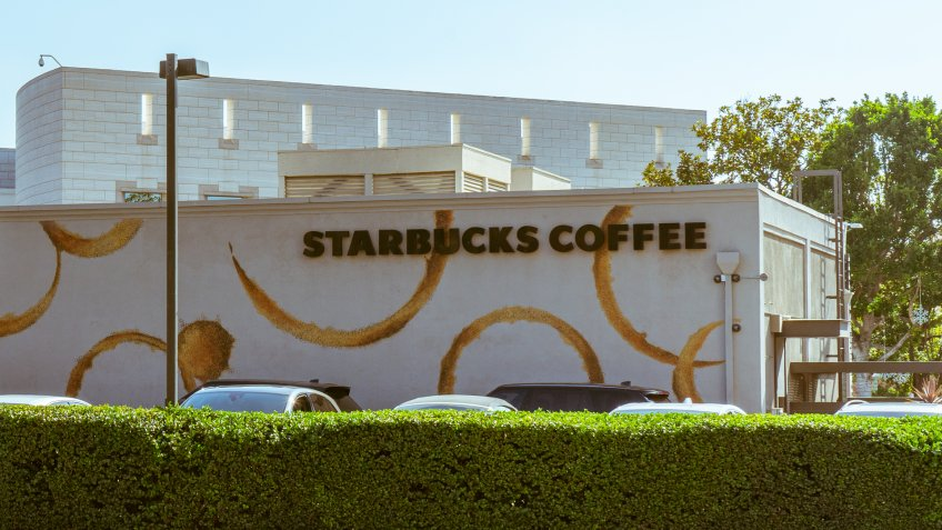 Starbucks Coffee Beverly Hills