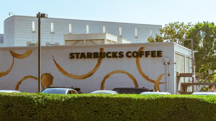 Starbucks Coffee Beverly Hills