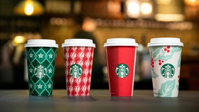 How to Score a Free Reusable Red Cup from Starbucks — and Get a New Holiday Drink While You're at it!