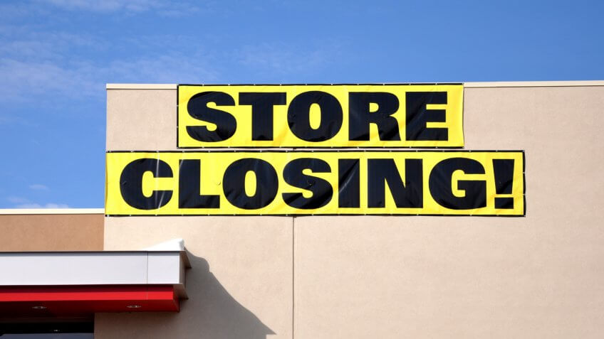 Retailers That Have Closed the Most Stores in 2018