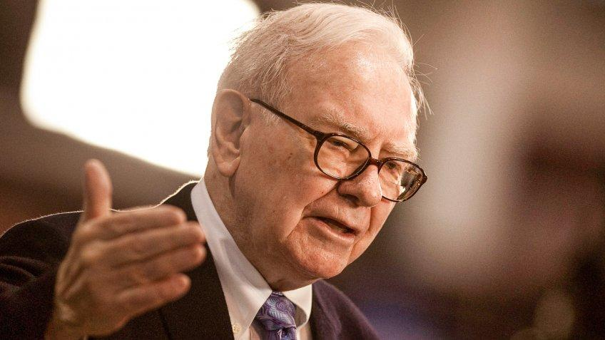 Warren Buffett billionaire net worth