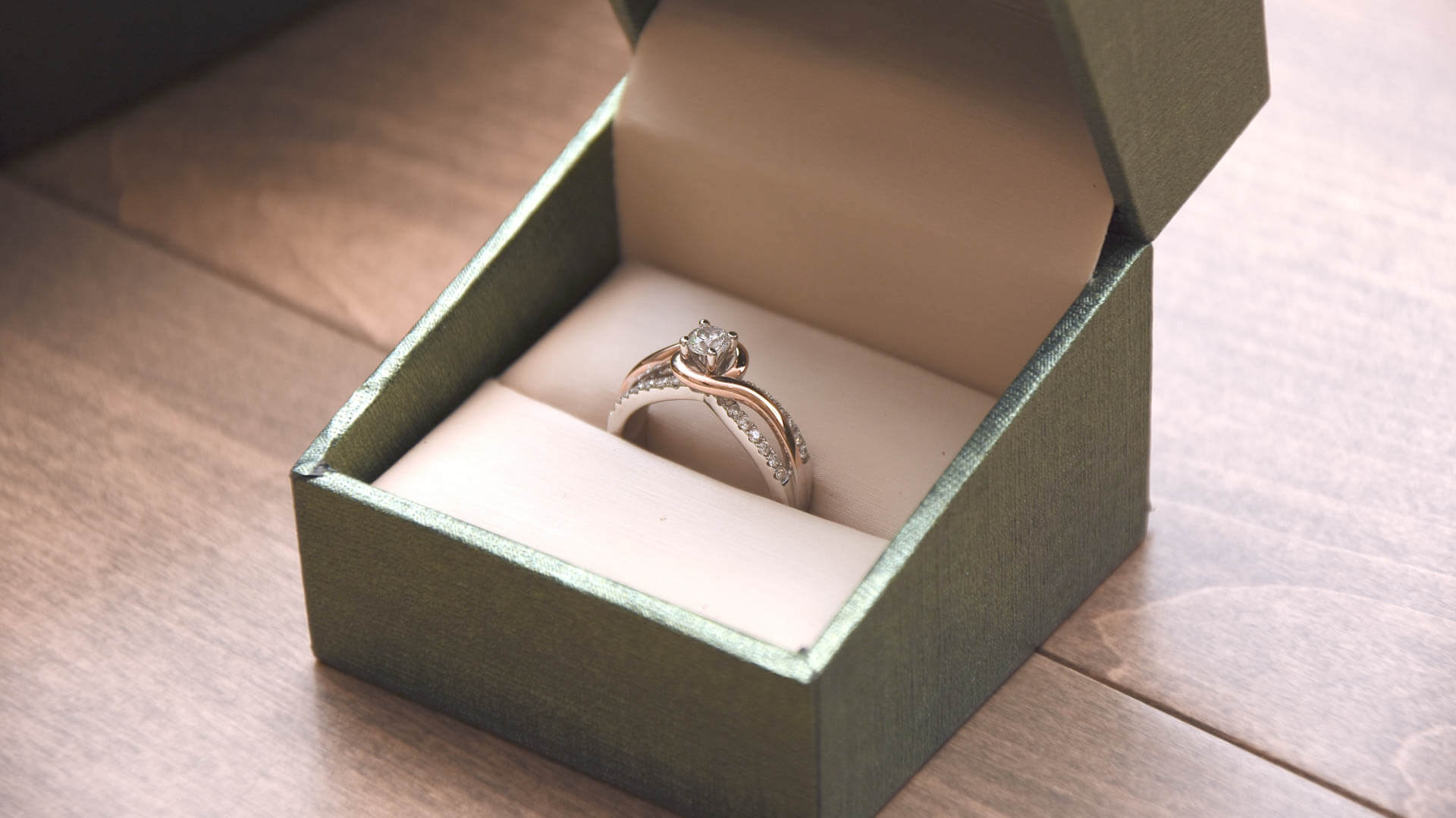 I Pawned My Grandmother's Wedding Ring to Bail Someone Out