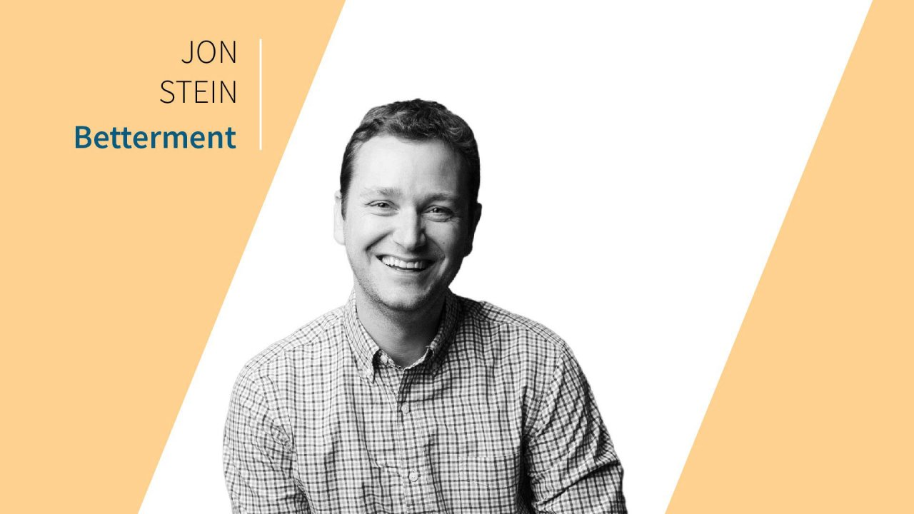 Best in Business: 9 Questions With Betterment Founder Jon Stein