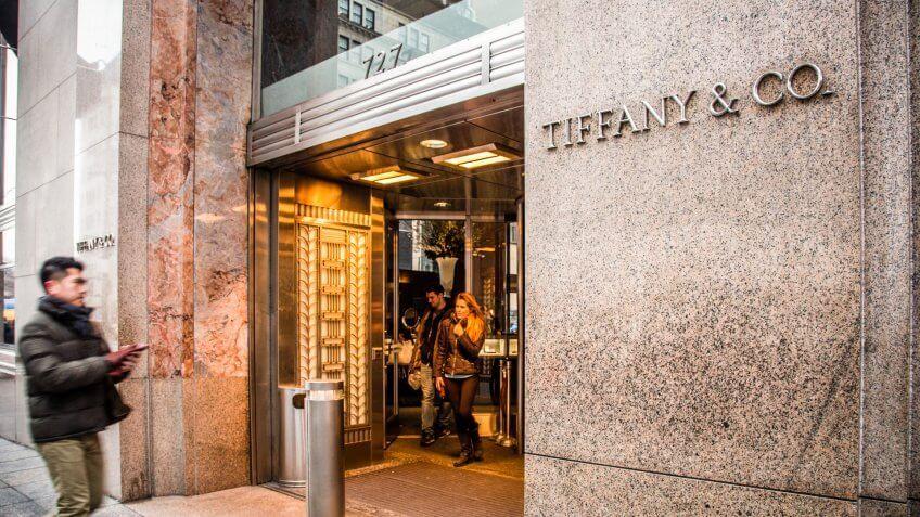 Tiffany & Co. in New York City