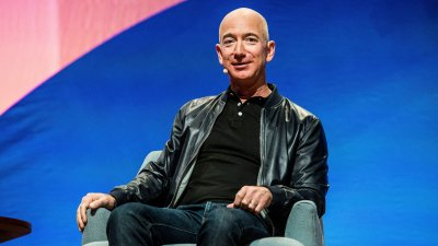 Jeff Bezos, the World's Richest Person, Accuses the National Enquirer of Blackmail