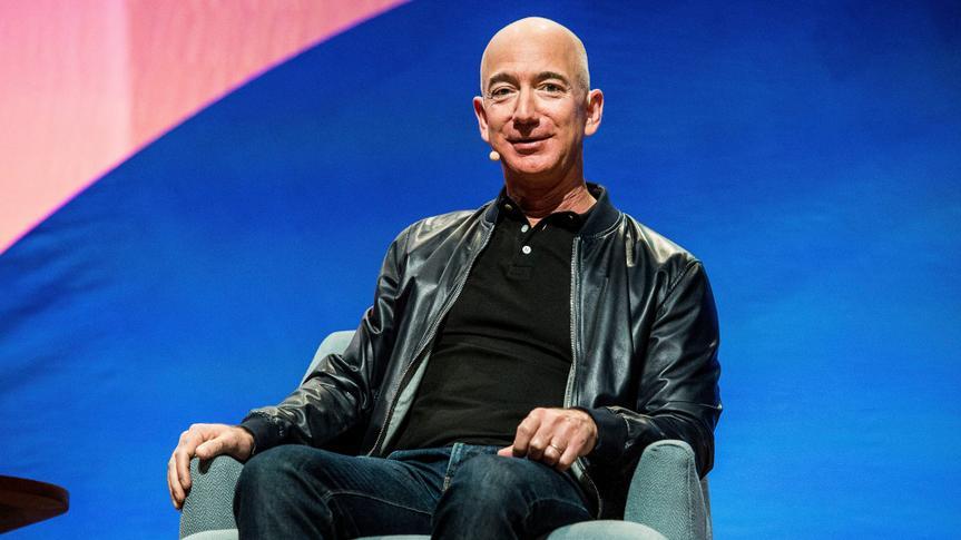 Amazon CEO Founder Jeff Bezos