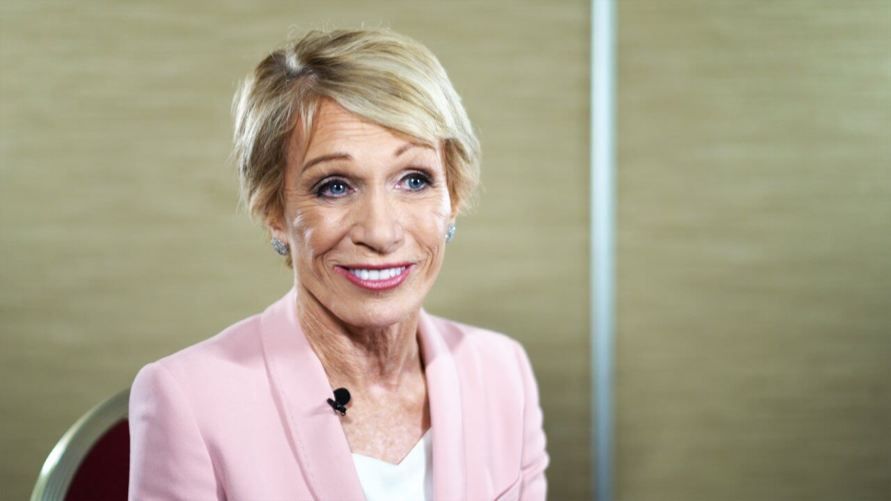 Why 'Shark Tank's' Barbara Corcoran Says Starting a Family Later in Life Was Essential to Her Success
