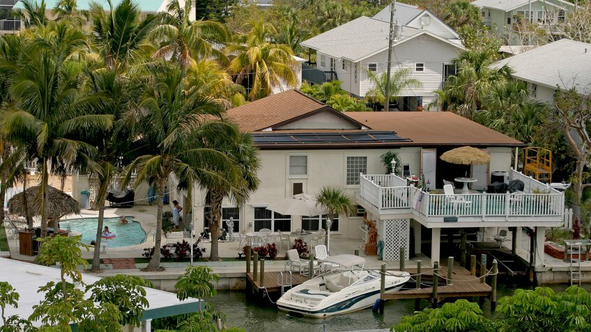 Cape Coral-Fort Myers Florida home