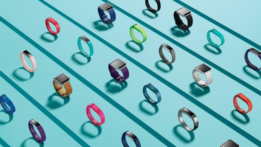 FitBit family products