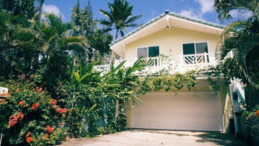 Honolulu Hawaii home