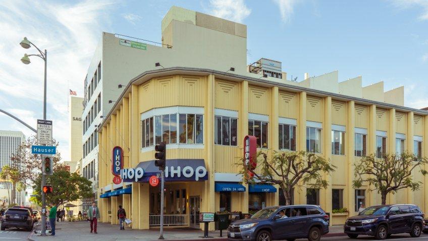 IHOP on Wilshire Boulevard