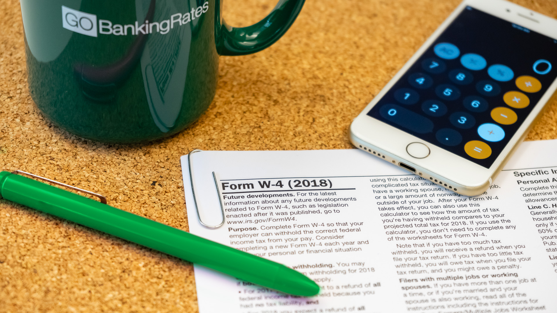 The Complete Guide to Filling Out Your W-4 Form