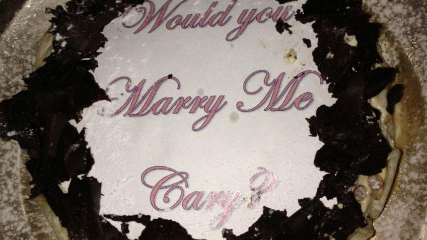 Influencer Cake Cary Carbonaro