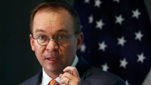 See the Net Worth of Trump's New Millionaire Chief of Staff, Mick Mulvaney