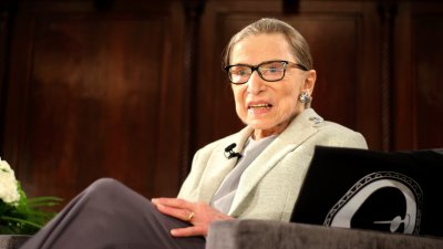 What's Ruth Bader Ginsburg Worth? See the Finances of the Supreme Court Justice