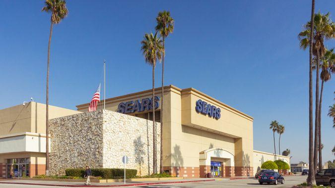 Sears at Del Amo Mall