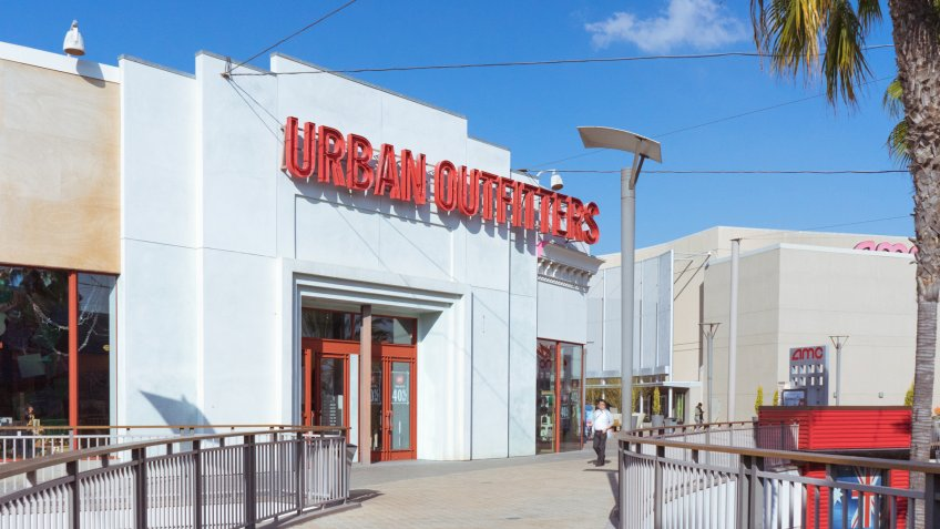Urban Outfitters at Del Amo Fashion Center