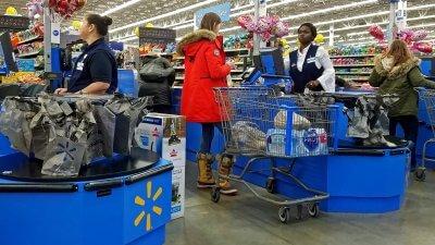 Celebrity Secret Santas Pick Up Layaway Tabs for Lucky Walmart Shoppers