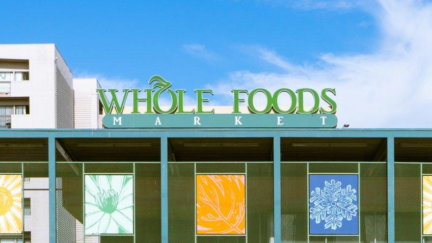 Whole Foods Market Santa Monica Blvd