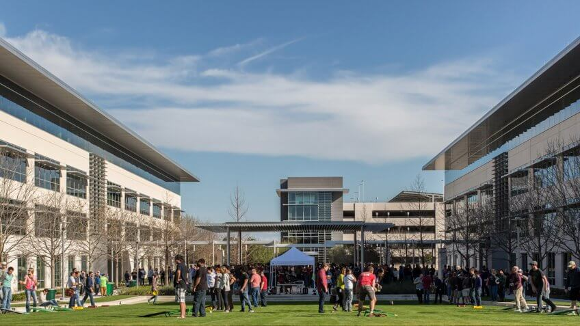 Apple Is Building a New Campus in Austin, Texas — With a $1 Billion Price Tag