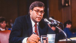 The Mysterious Net Worth of William Barr, Trump's Pick for Attorney General