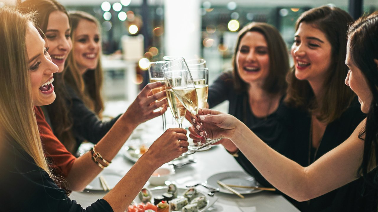 Celebrate 2019 at These Restaurants Open for New Year's Eve and New Year's Day