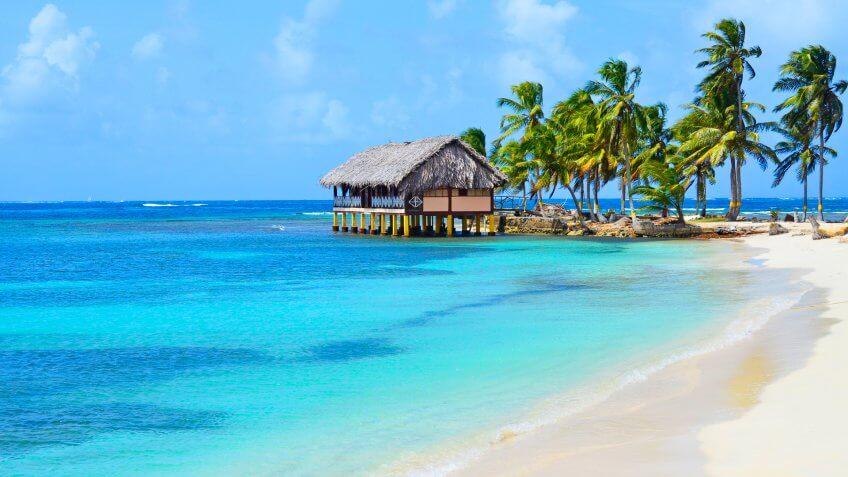 Tropical Vacation in the islands of San Blas - Kuna Yala.