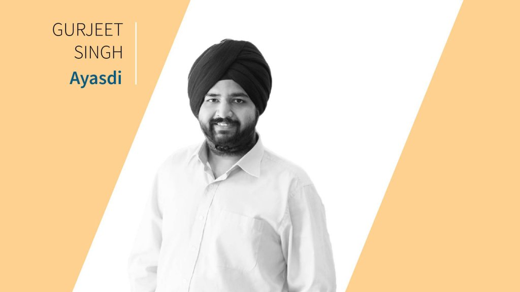 Best in Business: 9 Questions With Ayasdi Co-Founder and CEO Gurjeet Singh