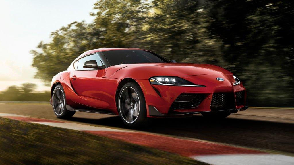 2020 Toyota Supra Launch Ed