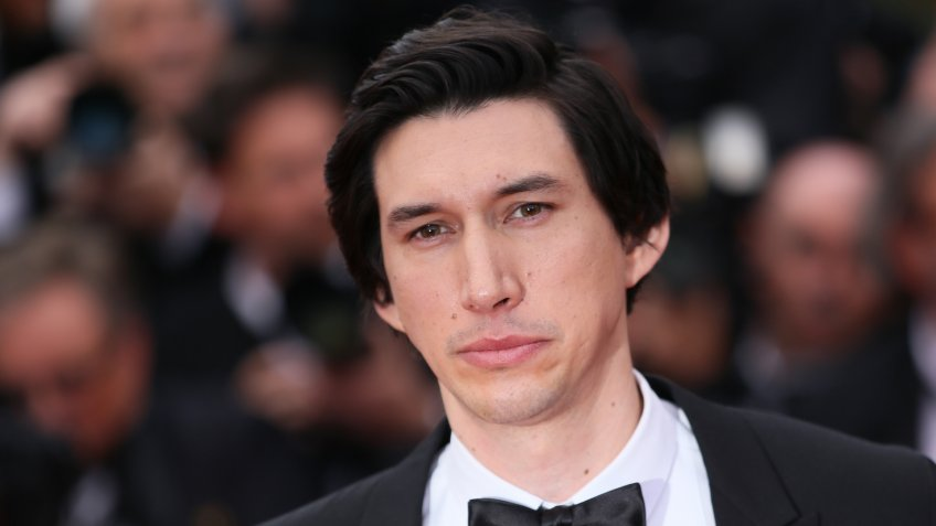 Adam Driver attends the screening of 'BlacKkKlansman' during the 71st annual Cannes Film Festival at Palais des Festivals on May 14, 2018 in Cannes, France.