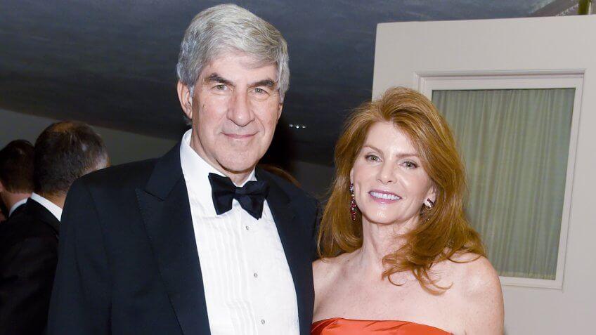 Bruce Kovner and Suzie Kovner net worth
