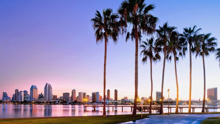 California San Diego