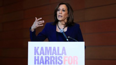 Sen. Kamala Harris' Net Worth as Her Presidential Campaign Begins