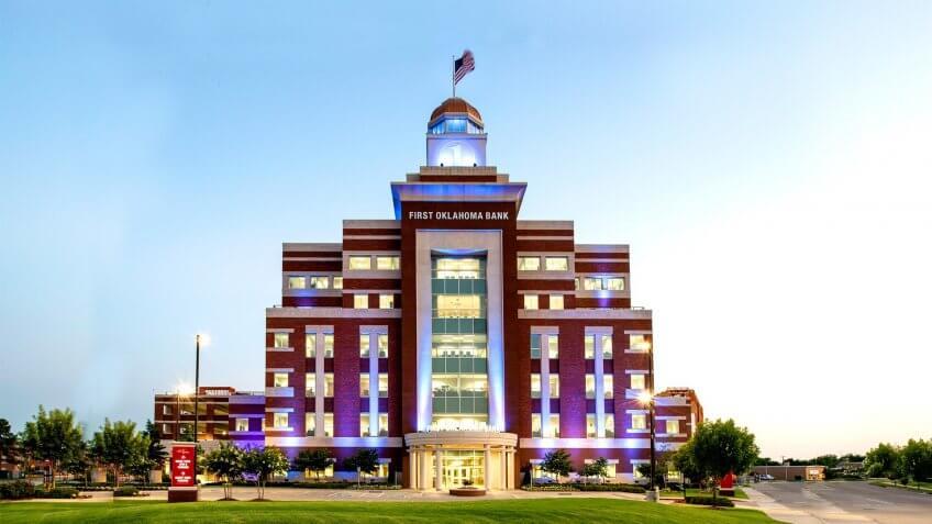 First Oklahoma Bank.
