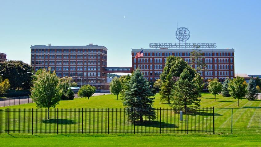 General Electric in Schenectady New York