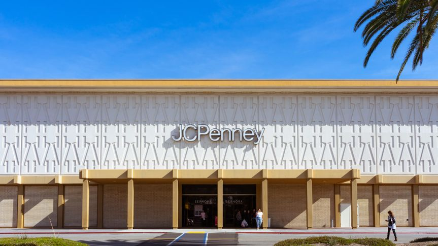 JCPenney at Lakewood Mall