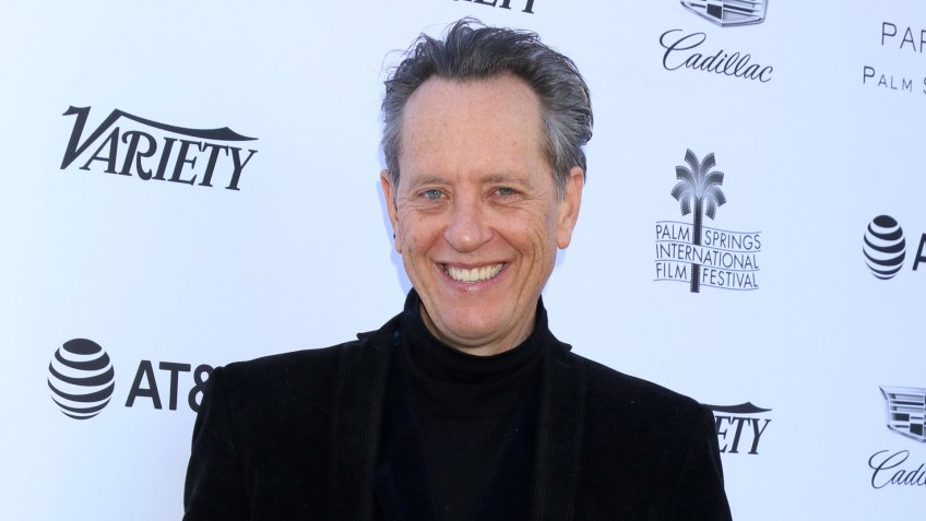 PALM SPRINGS - JAN 4: Richard E Grant at the Variety's Creative Impact Awards and 10 Directors to Watch Brunch at the Parker Palm Springs on January 4, 2019 in Palm Springs, CA - Image.