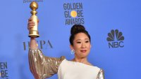 How 'Killing Eve' Star Sandra Oh Made Golden Globes History