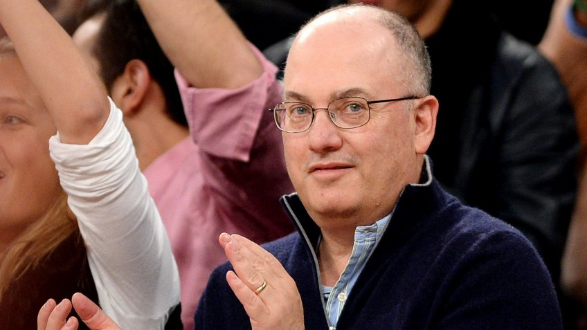 Mandatory Credit: Photo by Justin Lane/EPA/REX/Shutterstock (7934506a)Hedge Fund Manager Steve Cohen who Founded Sac Capital Advisors Watches the New York Knicks Playing the Miami Heat at Madison Square Garden in New York New York Usa 09 January 2014 a Number of Former and Current Sac Employees Have Been Charged with Insider Trading and Cohen Has Been Charged with a Civil Suit by the Securities and Exchange Commission Which is Seeking to Bar Him From the Securities Industry United States New YorkUsa Hedge Fund Manager - Jan 2014.