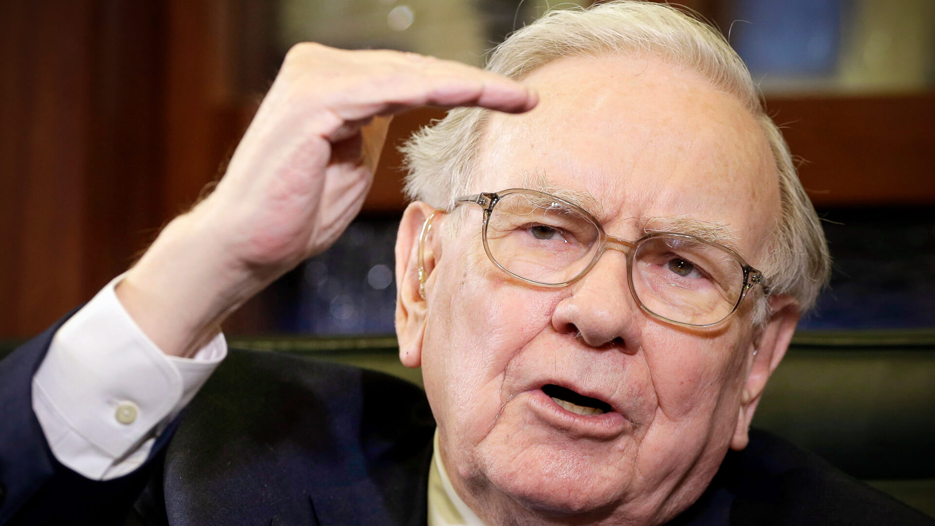 The One Piece of Warren Buffett Advice That Will Set You Up for Success in 2019