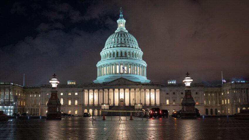 Government Shutdown federal employee interview.