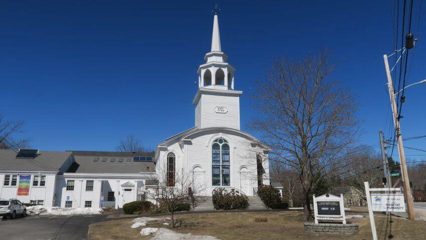 Cumberland Center, Maine