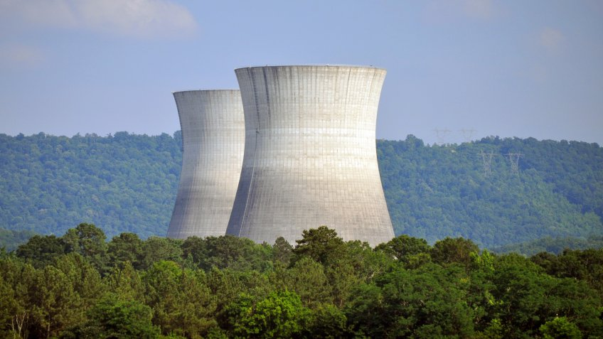 Alabama nuclear reactor
