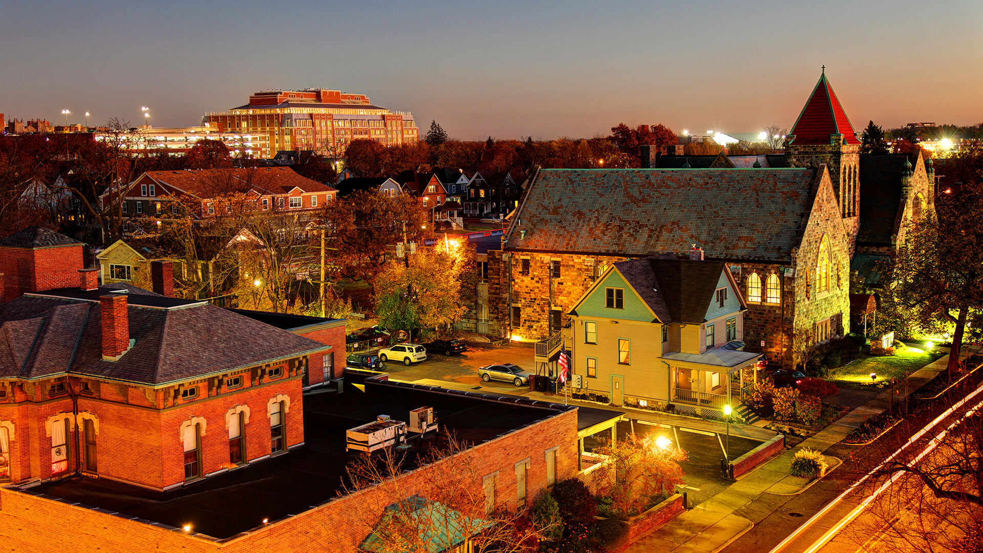 The Best Places To Retire in America Are All College Towns