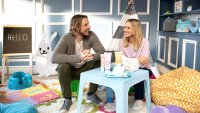 Kristen Bell, Dax Shepard Just Partnered With Walmart to Save Us Money on Super Cute Baby Gear